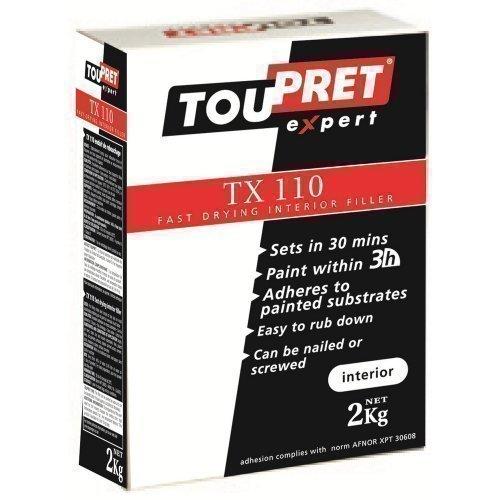 toupret-86701-stucco-ad-asciugatura-veloce-in-polvere-toupret-tx-110-2-kg