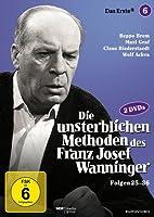 Die unsterblichen Methoden des Franz Josef Wanninger - Box 6 - Folgen 25-36