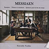 Fantasie - Quarter For The End of Time - Ensemble Nordlys