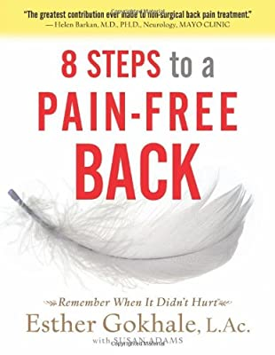 8 Steps To A Pain-free Back Natural Posture Solutions For Pain In The Back Neck Shoulder Hip Knee And Foot from Pendo Press