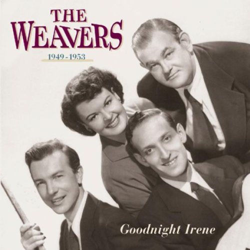 Image result for goodnight irene the weavers 1950