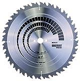 Bosch Zubehör 2608640703 Kreissägeblatt Construct Wood 400 x 30 x