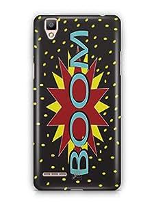 YuBingo Boom Mobile Case Back Cover for Oppo F1