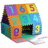 OTT 86-teilig Spielteppich Spielmatte Puzzlematte Kinderteppich