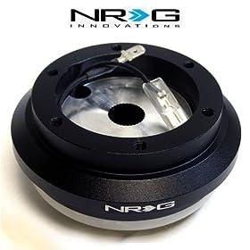 NRG Short Hub Mazda Black