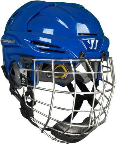 Warrior-KROWN-Hockey-Helmet-Combo-Royal-Large