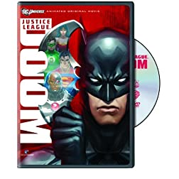 Justice League: Doom (+ UltraViolet Digital Copy)