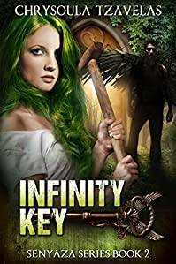 Infinity Key by Chrysoula Tzavelas ebook deal