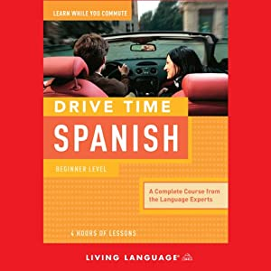 Drive Time Spanish Audiobook