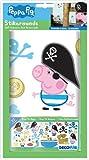 Decofun Peppa Pig George Stikarounds Wall Stickers