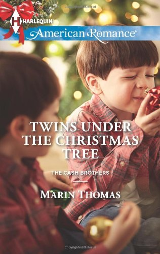 Image of Twins Under the Christmas Tree (Harlequin American Romance\The Cash Brothers)