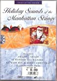 Holiday Sounds Of The Manhattan Strings - DVD + CD, New Special Edition