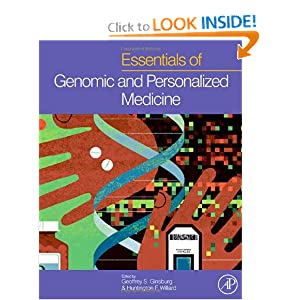Essentials of Genomic and Personalized Medicine Geoffrey S. Ginsburg, Huntington Willard