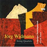 Widmann: String Quartets Nos. 1-5par Jrg Widmann