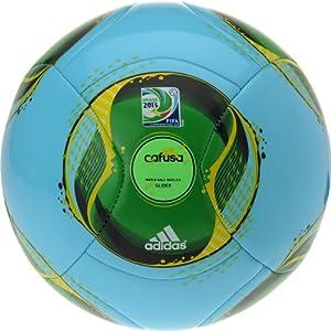Adidas Fifa Confederations Cup Brazil 2013 Glider Ball