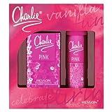 Revlon Charlie Pink Eau de Toilette Gift Set 30 ml