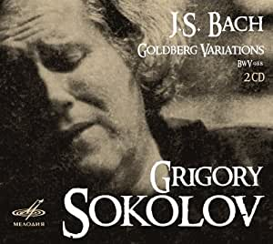 Bach: Variations Goldberg, Partita No. 2, English Suite No. 2