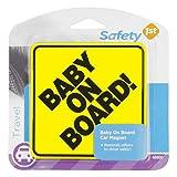 BABY ON BOARD ! (赤ちゃん乗車中)マグネット式 プレート