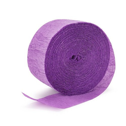 Lavender Streamer (1 roll)