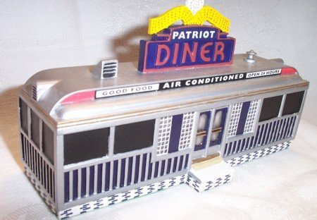 Lefton Great American Patriot Diner Replicia