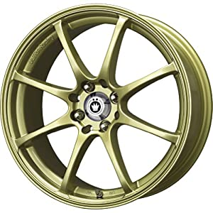 Konig Feather Gold Wheel (15x6.5