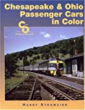 Chesapeake & Ohio Passenger Cars in Color