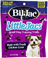 Bil-Jac Little Jacs Small Dog Treat - Liver - 10 oz