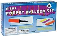 Toysmith Giant Rocket Balloon Set #2534 by Toysmith