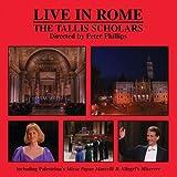 Live in Rome - Werke von Palestrina, Allegri