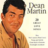 echange, troc Dean Martin - 20 Great Love Songs