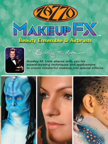 Makeupfx - Film & Television Makeup: Beauty Ensemble & Airbrush