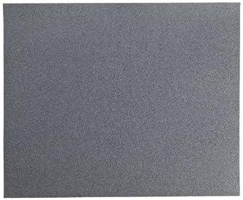 3M Wetordry Sandpaper Sheet 431Q, Silicon Carbide, 11 Length x 9 Width, 60 Gr