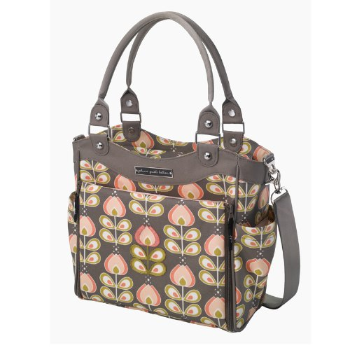 Petunia Pickle Bottom **NEW Spring 13** City Carryall-Oslo in Bloom - 1