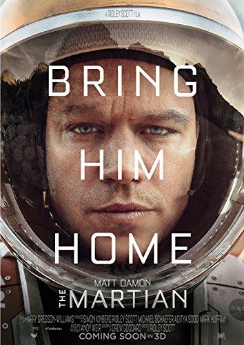 映画 オデッセイ ポスター 42x30cm The Martian 2015 マット・デイモン ジェシカ・チャステイン リドリー・スコット [並行輸入品]