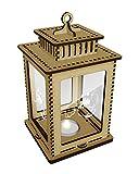 'Ghost' Clear Candle Lantern / Tea Light Holder (D-LT-00000029)
