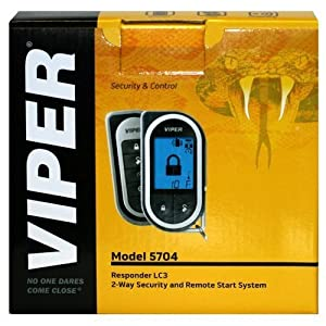 Best Sale Viper 5704v Full Feature Car Alarm With