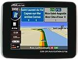 Takara GPS Europe Navigationssystem (8,9 cm (3,5 Zoll) Touchscreen-Dispay, 2GB interne Flash Memory, TMC)