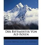 img - for Der Rittmeister Von Alt-Rosen (Paperback)(German) - Common book / textbook / text book