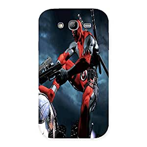 Ajay Enterprises Elite Pooling Kick Back Case Cover for Galaxy Grand
