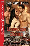img - for Unspoken Desire [Montana Double Riders 3] (Siren Publishing Menage Everlasting) book / textbook / text book