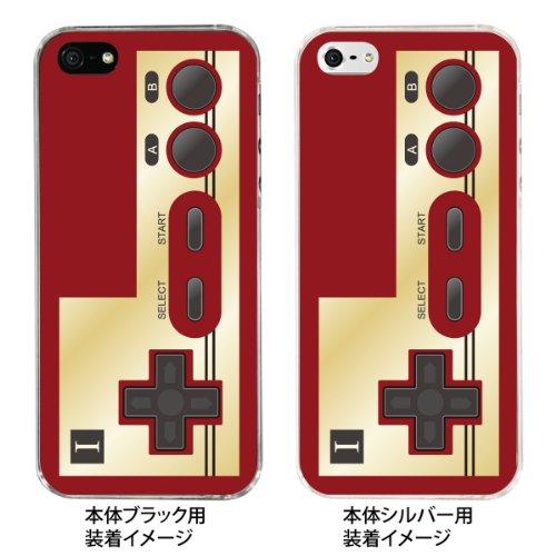 【iPhone5S】【iPhone5】【Clear Arts】【iPhone5Sケース】【iPhone5ケース カバー】【スマホケース】【docomo】【au】【SoftBank】【クリアケース】【懐かしのコントローラー】【ファミコン】 08-ip5-ca0076