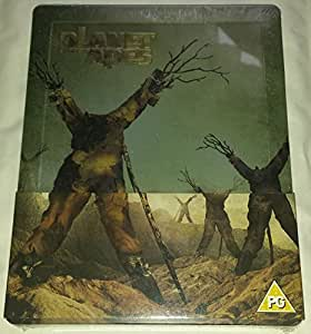 Planet der Affen (Planet of the Apes 1968) Exclusive Limited Edition Steelbook (Import)[Blu-ray]