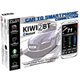 PLX Devices Kiwi 2 Bluetooth OBD Car to Smartphone Wireless Link and Scan Tool for Android, Windows, Symbian, Linux and N9.