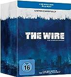 The Wire - Die komplette Serie (Staffel 1-5) (exklusiv bei Amazon.de) [Blu-ray] [Limited Edition]