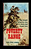 img - for Poverty Range book / textbook / text book