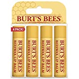 Burt's Bees 100% Natural Lip Balm,  B...