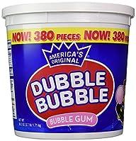 Dubble Bubble Tub, Original Flavor, 3…