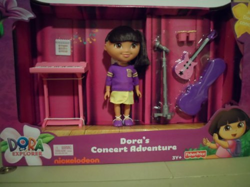 Dora's Concert Adventure by Nickelodeon