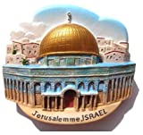Jerusalem Israel Jesus Souq CityMagnet Souvenir Thailand Handmade Design