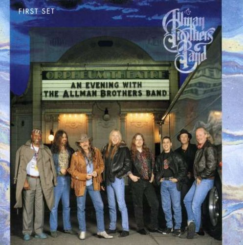 Allman Brothers Band - An Evening With The Allman Brothers - Zortam Music